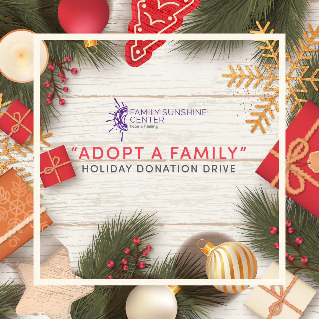 Adopt-A-Family for the Holidays